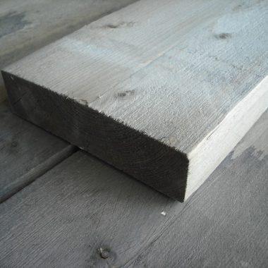 Balk cementgrijs ±50x200 mm (vers gezaagd)