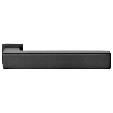 Deurkruk Akron (mat zwart)