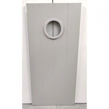 Hardhouten voordeur/buitendeur Skantrae SKN 601 93x201,5 cm (deur VD206)