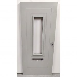Hardhouten voordeur/buitendeur 88x201,5 cm (deur VD203)
