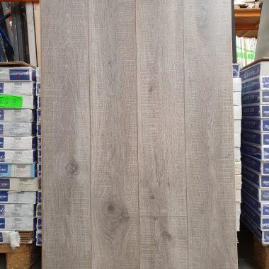 Kliklaminaat Quick-step Rough Oak dark grey 7 mm