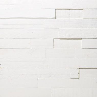 Mix Z polar 3D plakhout / wandpanelen / houtstrips