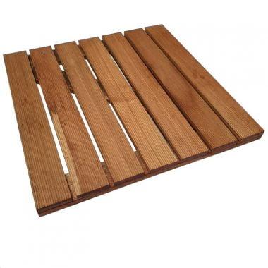 Terrastegel hardhout 50x50 cm.