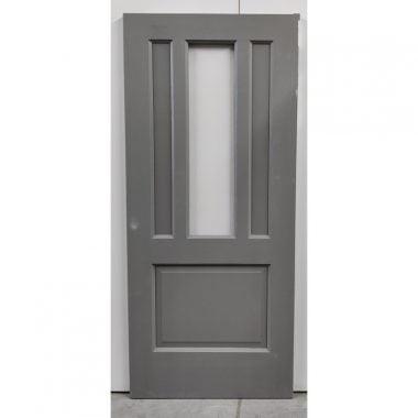 Hardhouten voordeur / buitendeur Cando ML 650 (deur VD301)