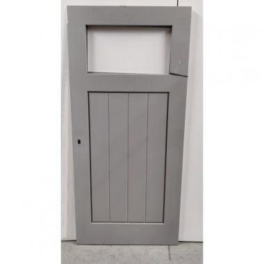 Hardhouten voordeur/buitendeur 93x201,5 cm (deur VD303)