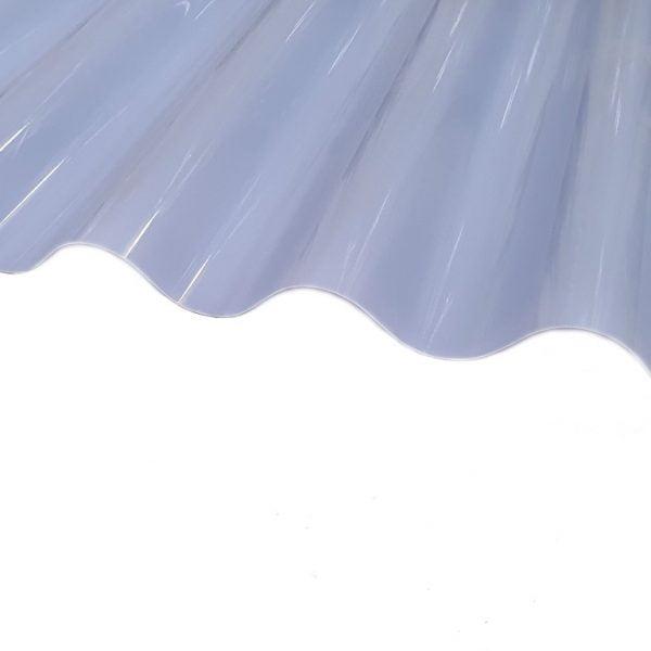 PVC Pevelux golfplaat opaal 177/51