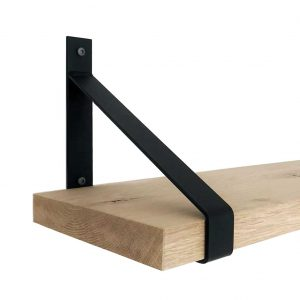 Industriële plankdrager 20 cm