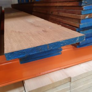 Tuinplank hardhout bangkirai 14x152 mm