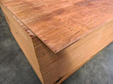 Multiplex hardwood 10 mm 100x215 cm