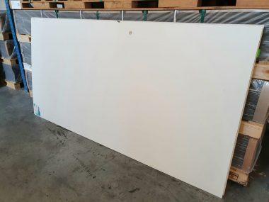 HPL Volkern bulkdeal 122x244 cm wit
