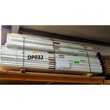 Diverse modellen board en volspaan binnendeuren (DP032)
