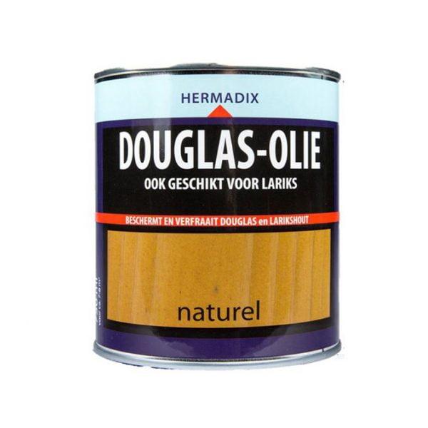 Hermadix Douglas olie 750 ml NIEUW.