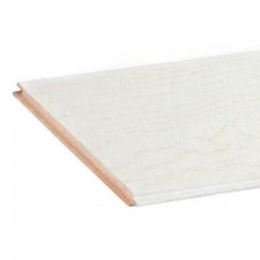 MDF wand-plafond wit essen (16,85 m²)..
