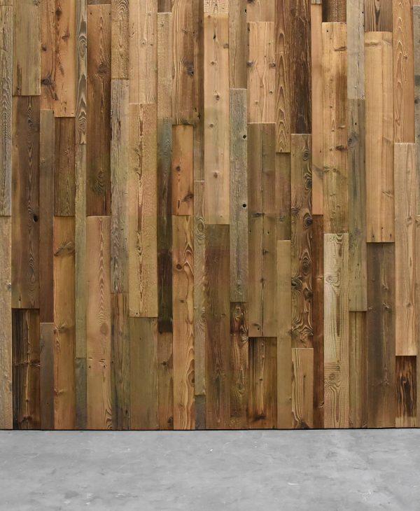 Barnwood Naturel 3D houtstrips