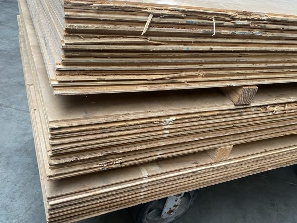 Underlayment Radiata Pine 18 mm