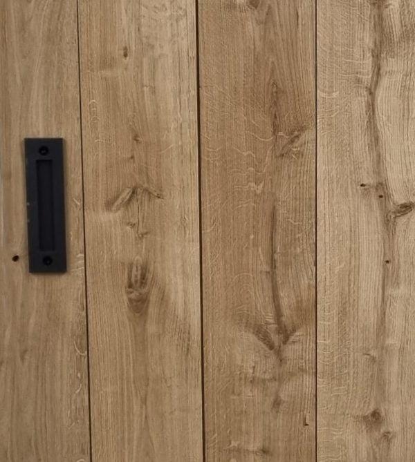 Loftdeur eiken100x210 cm SD011