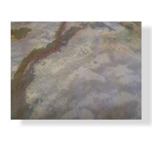 Natuursteen steenstrips Spring clouds 40x60cm