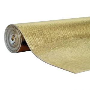 Isogold 4mm 1x10m ondervloer voor parket en laminaat